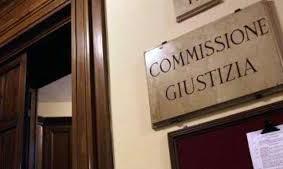Commissione giustizia